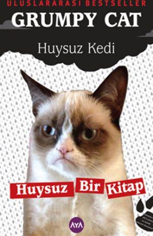 Grumpy Cat - Huysuz Kedi