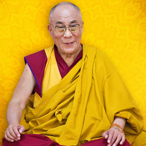 14. Dalai Lama